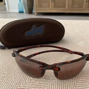 Maui Jim Banyans Tortoise Sunglasses MJ-412-10